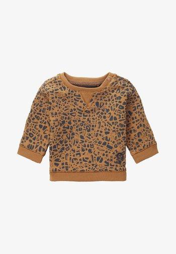 NOPPIES SWEATER TROWBRIDGE - Sweater - bistre