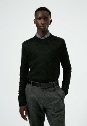 SHINO - Sweatshirt - dark grey