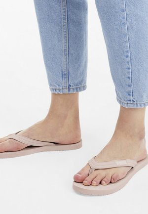 COSY  - Flip Flops - rose water/white