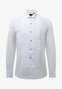 dobell - Formal shirt - white - 3