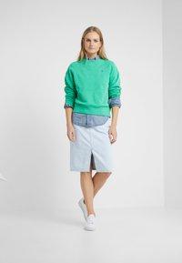Polo Ralph Lauren - SEASONAL - Sweatshirt - vineyard green - 1
