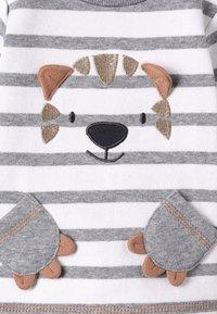 Jacky Baby - WILD JUNGLE - Sweatshirt - graumélange - 4