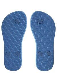 Roxy - VIVA STAMP - T-bar sandals - baja blue - 3