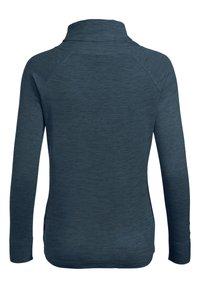 Vaude - Long sleeved top - steelblue - 1