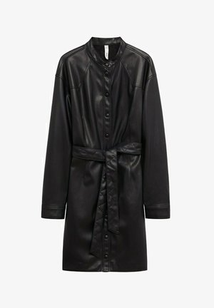 ELIA - Košilové šaty - svart