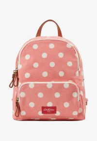 Cath Kidston - BRAMPTON SMALL POCKET BACKPACK - Plecak - red - 1