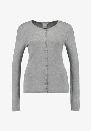MAFA O CA NOOS - Cardigan - grey melange
