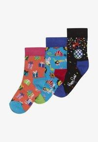 Happy Socks - BIRTHDAY KIDS GIFT BOX 3 PACK - Socks - multicoloured - 3