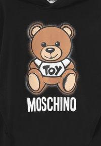 MOSCHINO - HOODED UNISEX - Hoodie - black - 2