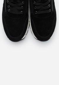 Jana - Sneakers laag - black - 5