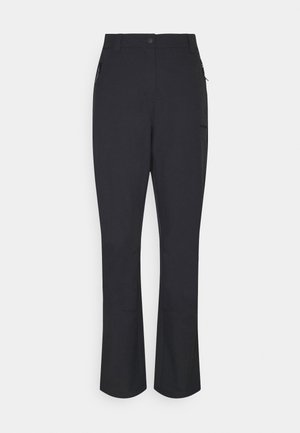 BEACH - Outdoor trousers - anthracite