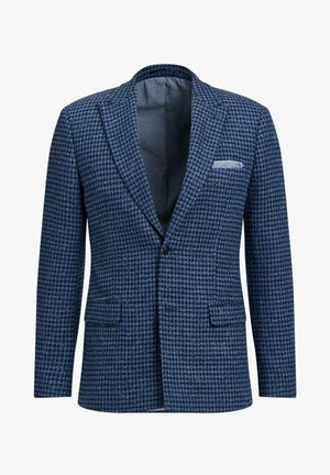 SLIM FIT  - Suit jacket - all-over print