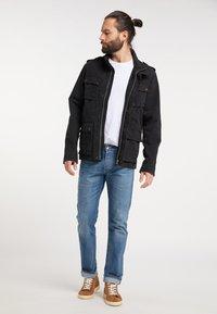 DreiMaster - Summer jacket - black - 1