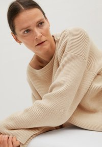 Mango - TOTI - Jumper - light/pastel grey - 5