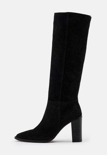 PACHA - Laarzen met hoge hak - noir