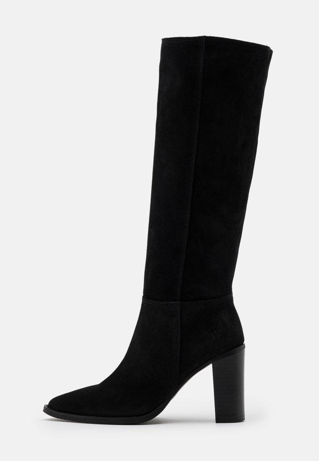 PACHA - High heeled boots - noir