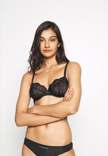 UNDERWIRE BRA - Kaarituelliset rintaliivit - nero