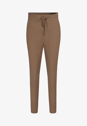Tracksuit bottoms - toffee