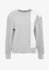 Tommy Hilfiger - OLLIE - Sweatshirt - grey - 3