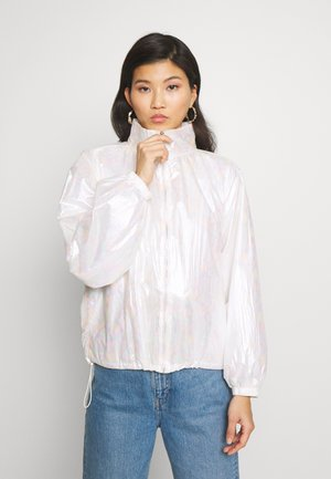 AIR JACKET - Bomber Jacket - mother of pearl