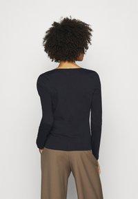 Tommy Hilfiger - REGULAR CLASSIC - Long sleeved top - blue - 2