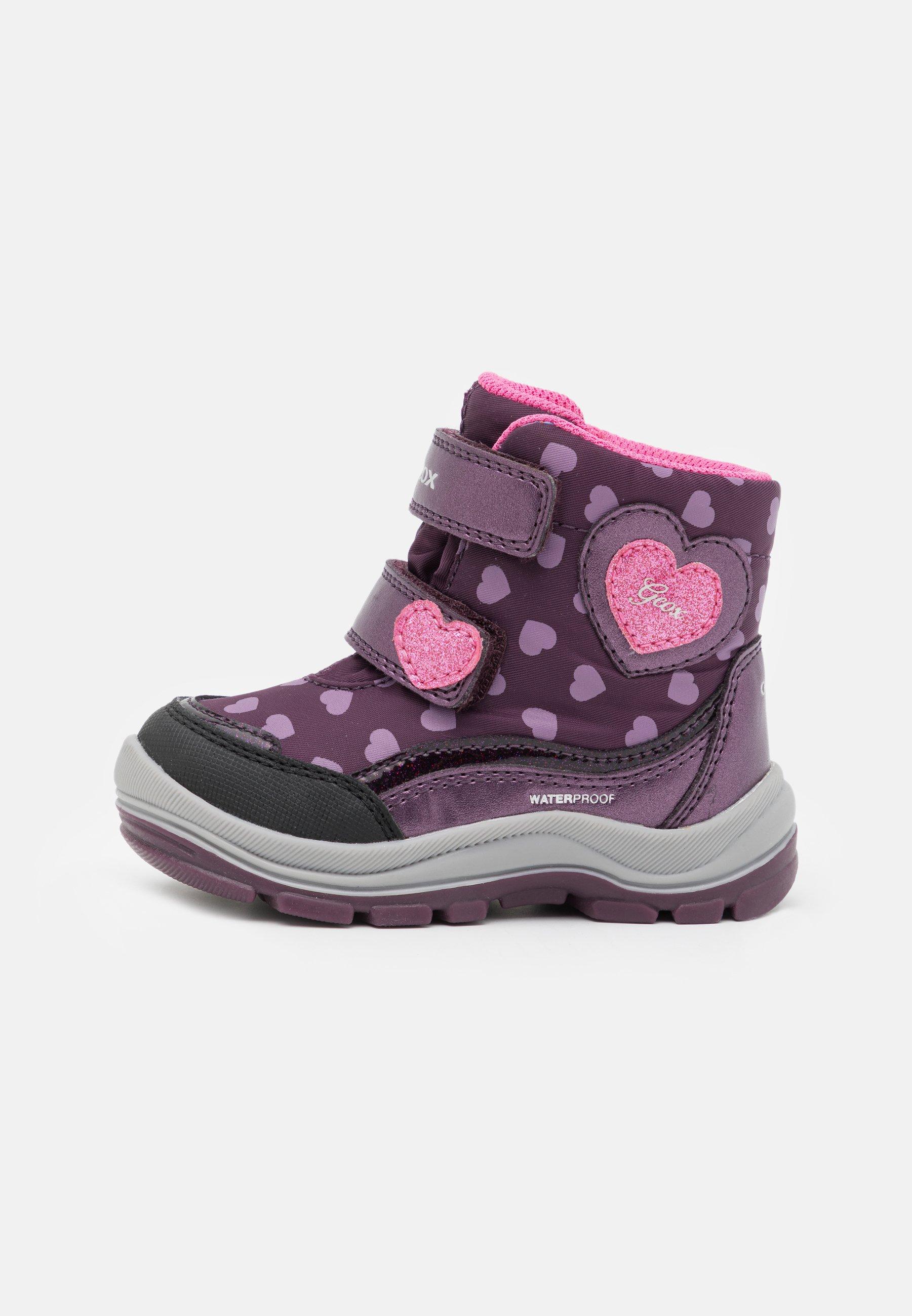 Kids FLANFIL GIRL WPF - Winter boots