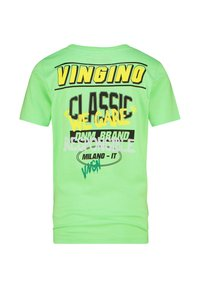 Vingino - Print T-shirt - fresh neon green - 3