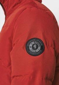 Brave Soul - TRAIL - Winter jacket - chilli red - 5