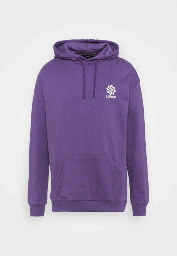 Zign UNISEX - Bluza z kapturem - lilac/liliowy Odzież Męska TASA