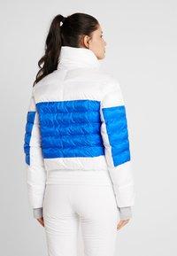 Toni Sailer - MURIEL - Skijacke - white/red/blue - 3