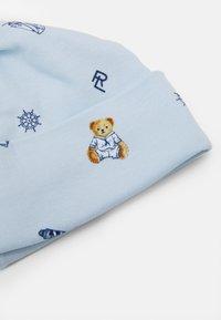 Polo Ralph Lauren - BEAER BEANIE APPAREL ACCESSORIES UNISEX - Beanie - blue/multi - 2