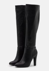 Wallis - PINNIE - High heeled boots - black - 2