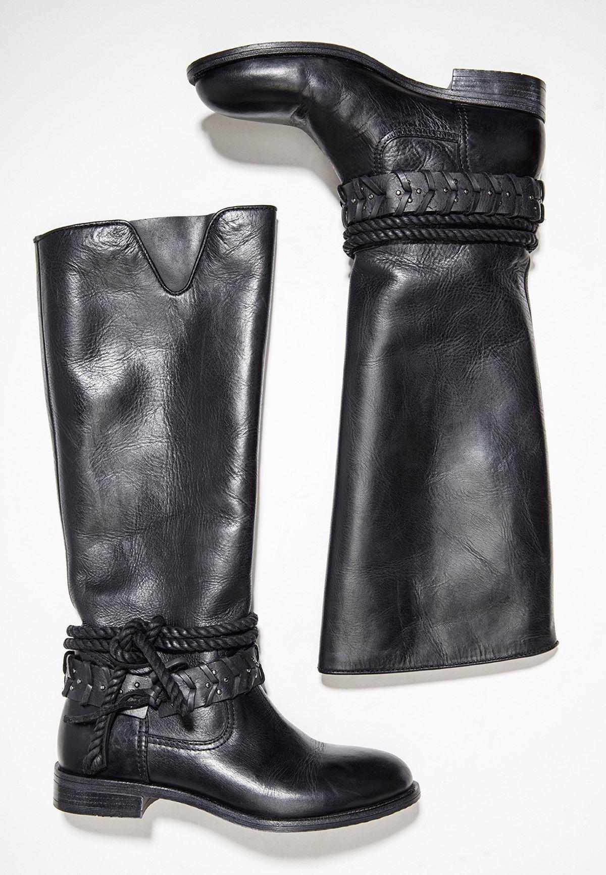 Inuovo Stiefel black blk/schwarz