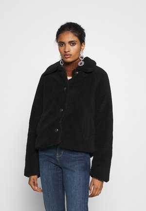 NOOS - Winter jacket - black