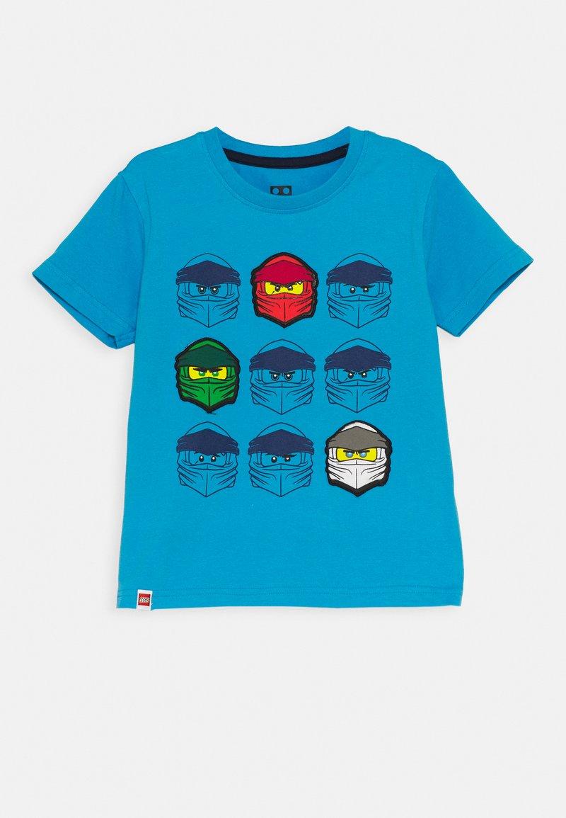 LEGO Wear - Print T-shirt - blue