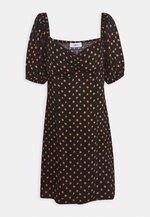 ENJULIET DRESS - Day dress - meadow saffron