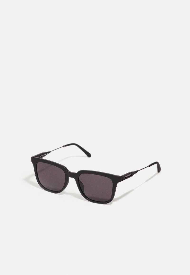 Calvin Klein Jeans - UNISEX - Aurinkolasit - matte black