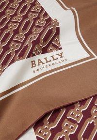 Bally - Foulard - maple/shiraz - 1