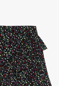 Kids ONLY - KONTHYRA FAKE WRAP SKIRT - A-line skirt - black - 2
