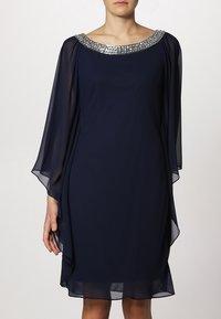 Mascara - Cocktail dress / Party dress - navy - 1