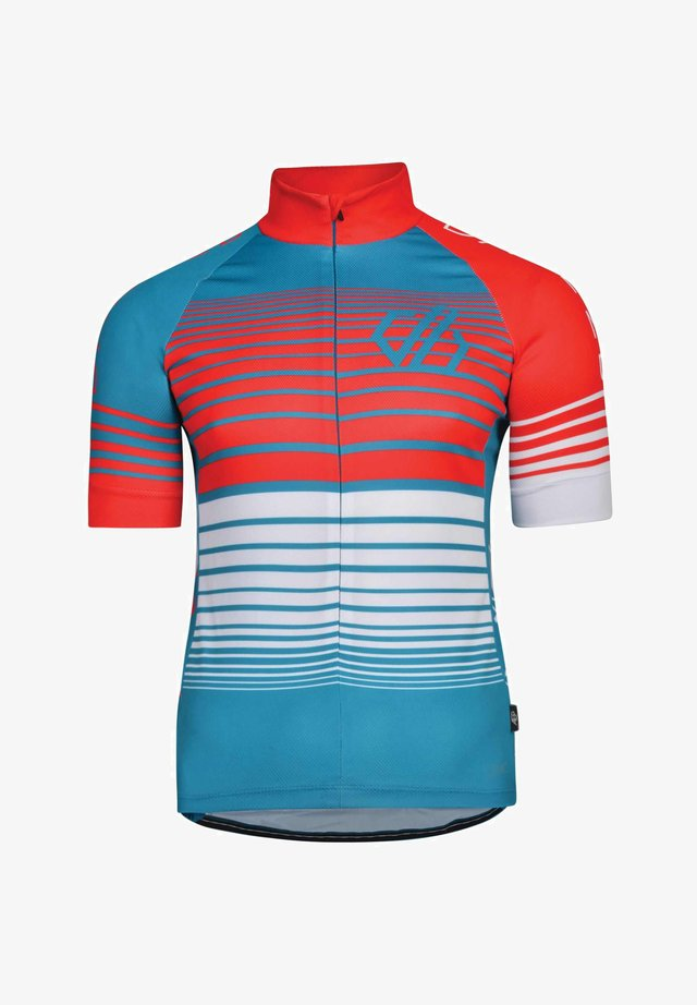 AEP CLARIFY RAD-TRIKOT - Sports shirt - blue/red