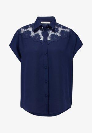 Skjorte - maritime blue