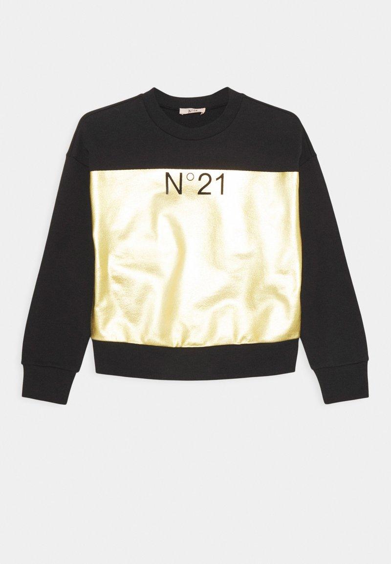 N°21 - FELPA - Sweatshirt - black