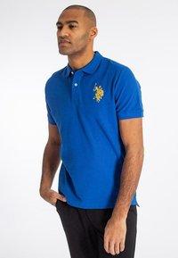 ALFREDO - Koszulka polo - monaco blue