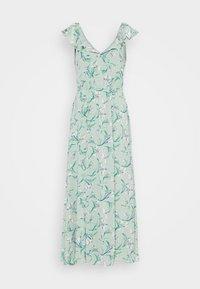 VIMICADA FRILL ANKLE DRESS - Maxi dress - jadeite
