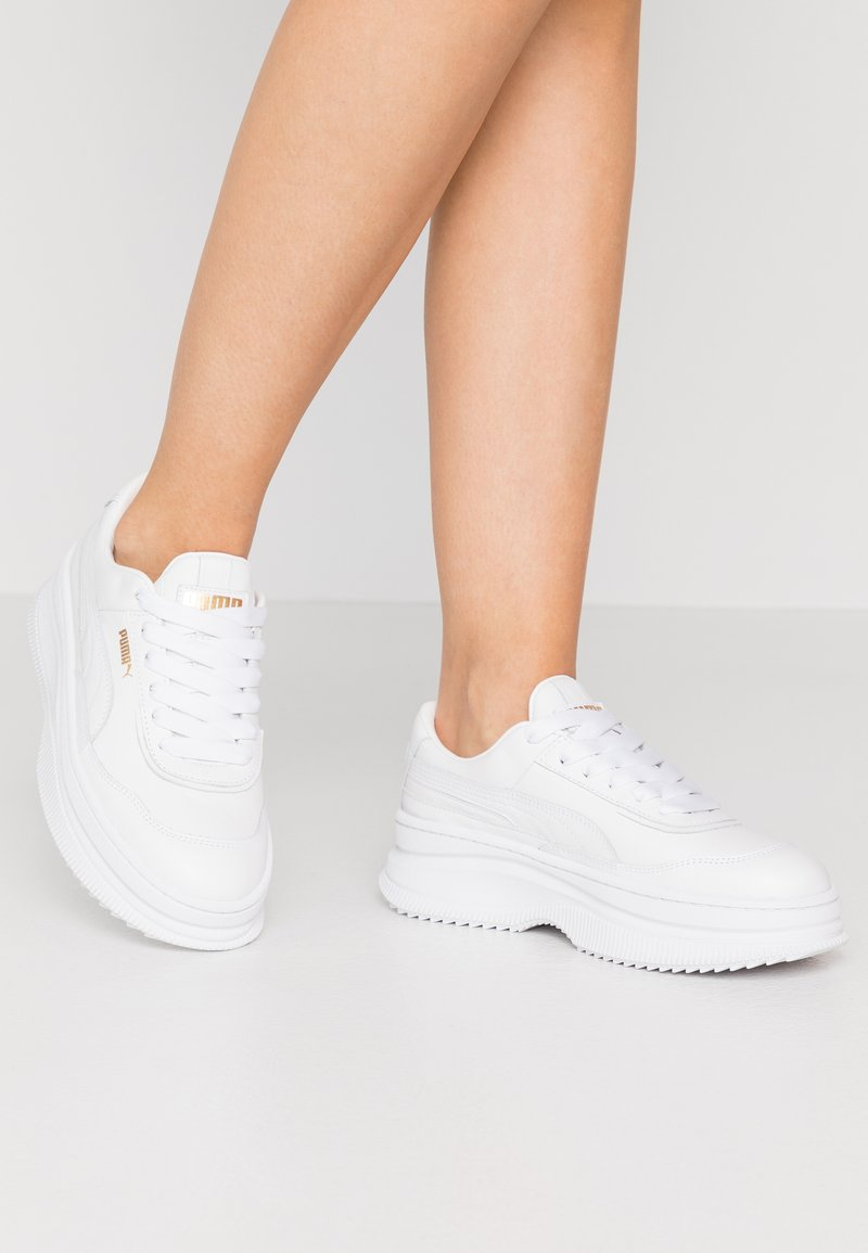 Puma - DEVA  - Sneakers - white