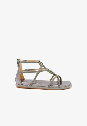 MAUI - Sandals - silver