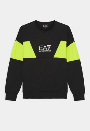 EA7 - Sweatshirt - yellow