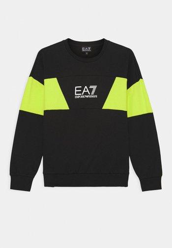 EA7 - Bluza - yellow
