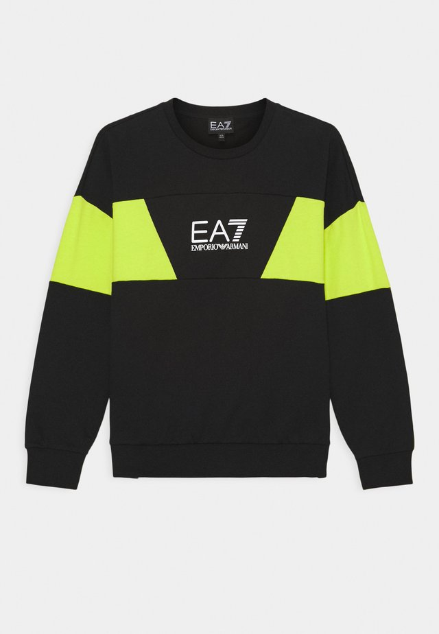 EA7 - Sudadera - yellow
